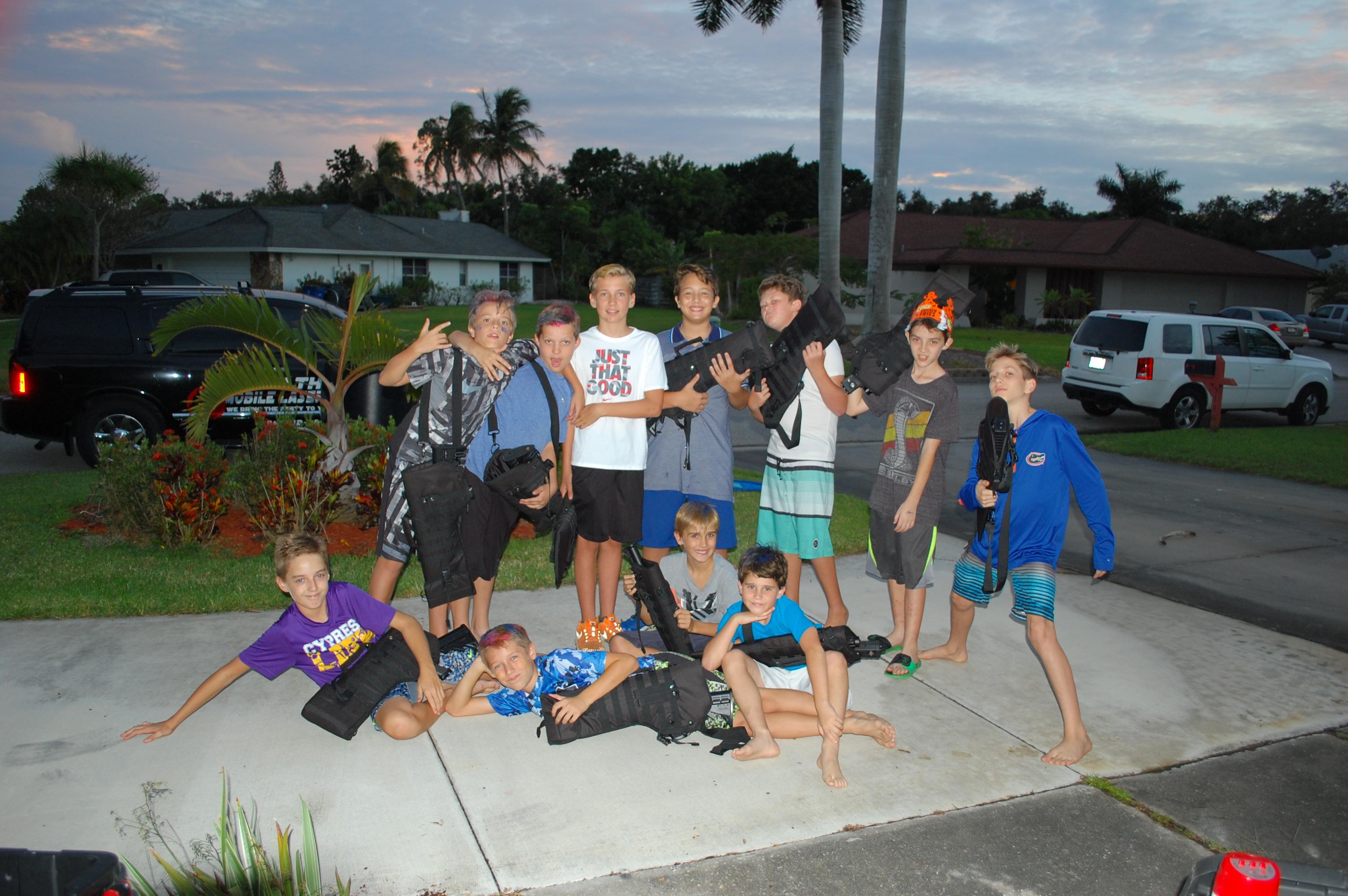 Laser Tag in Cape Coral,FL