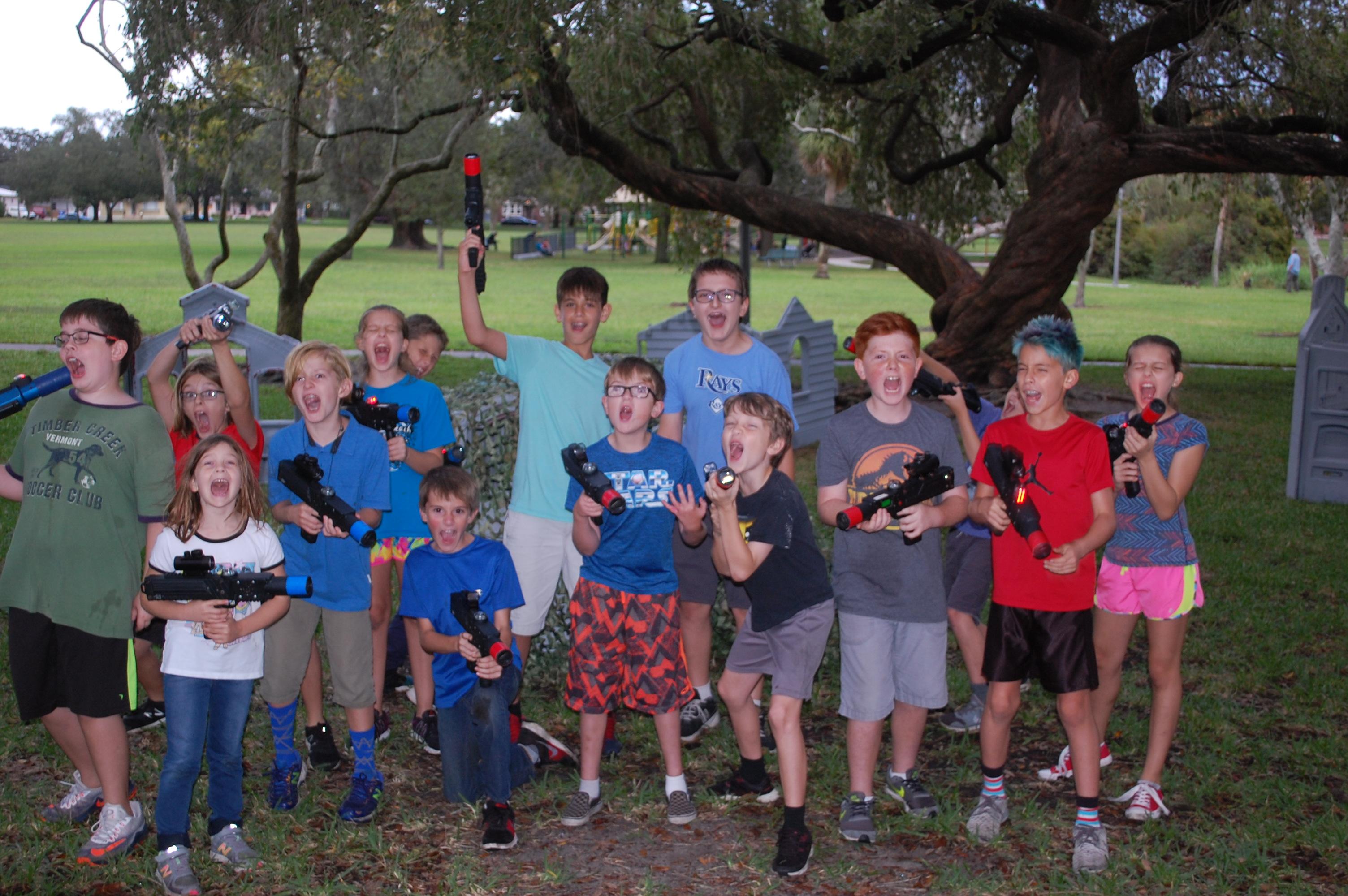 Birthday Party Ideas in St Pete,FL