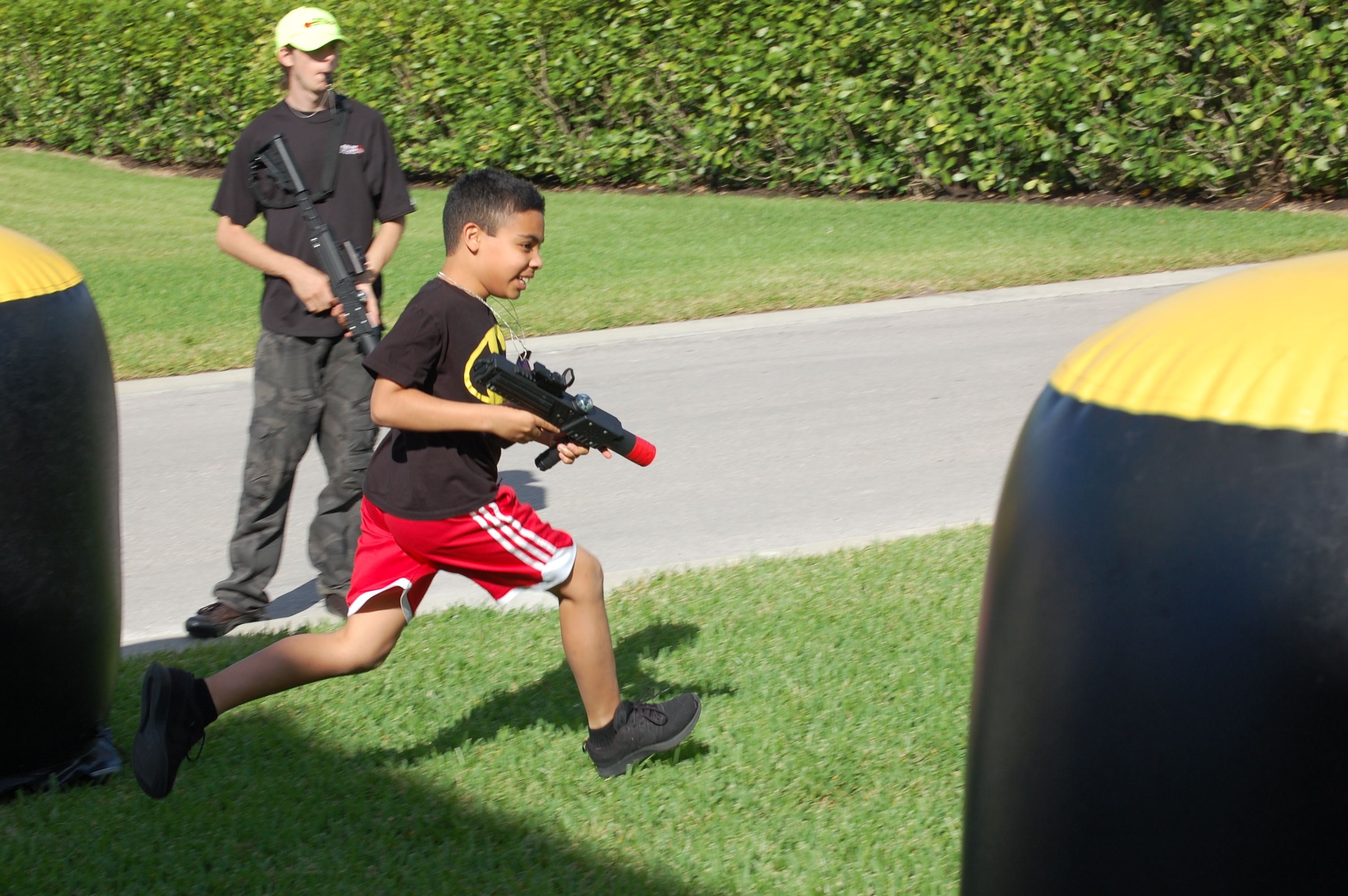 Mobile Laser Tag in Ft. Myers