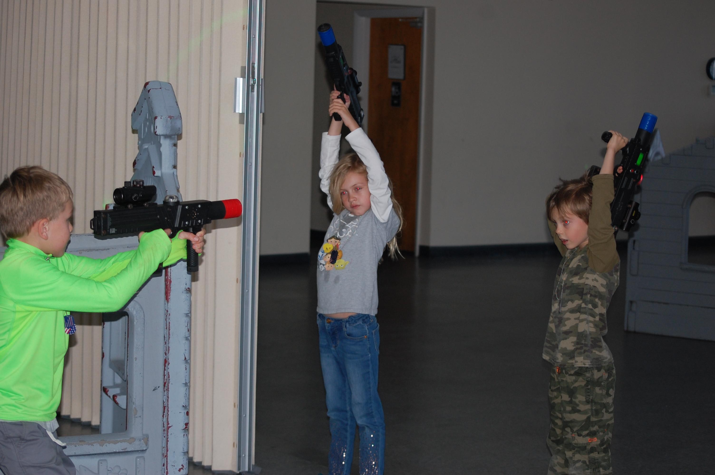 Mobile Laser Tag in Port Charlotte