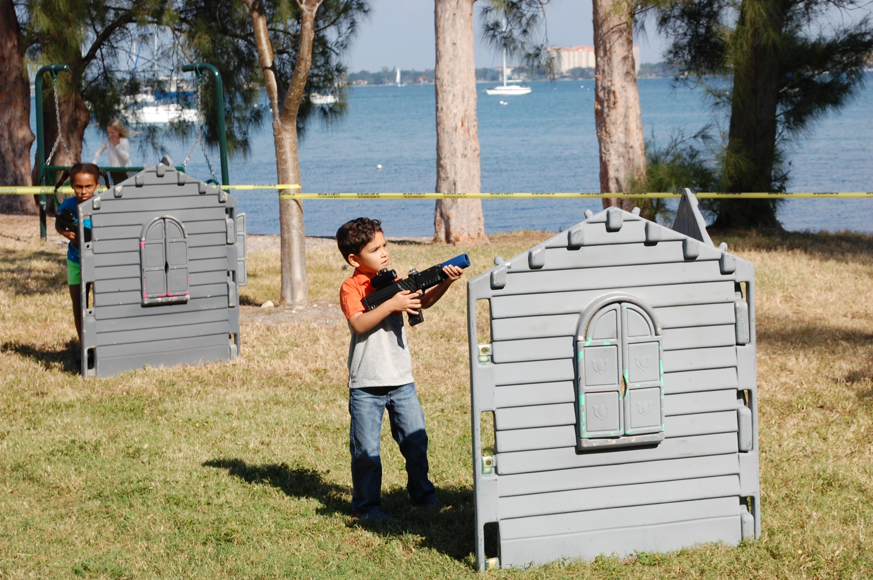 Mobile Laser Tag Lake Placid,FL