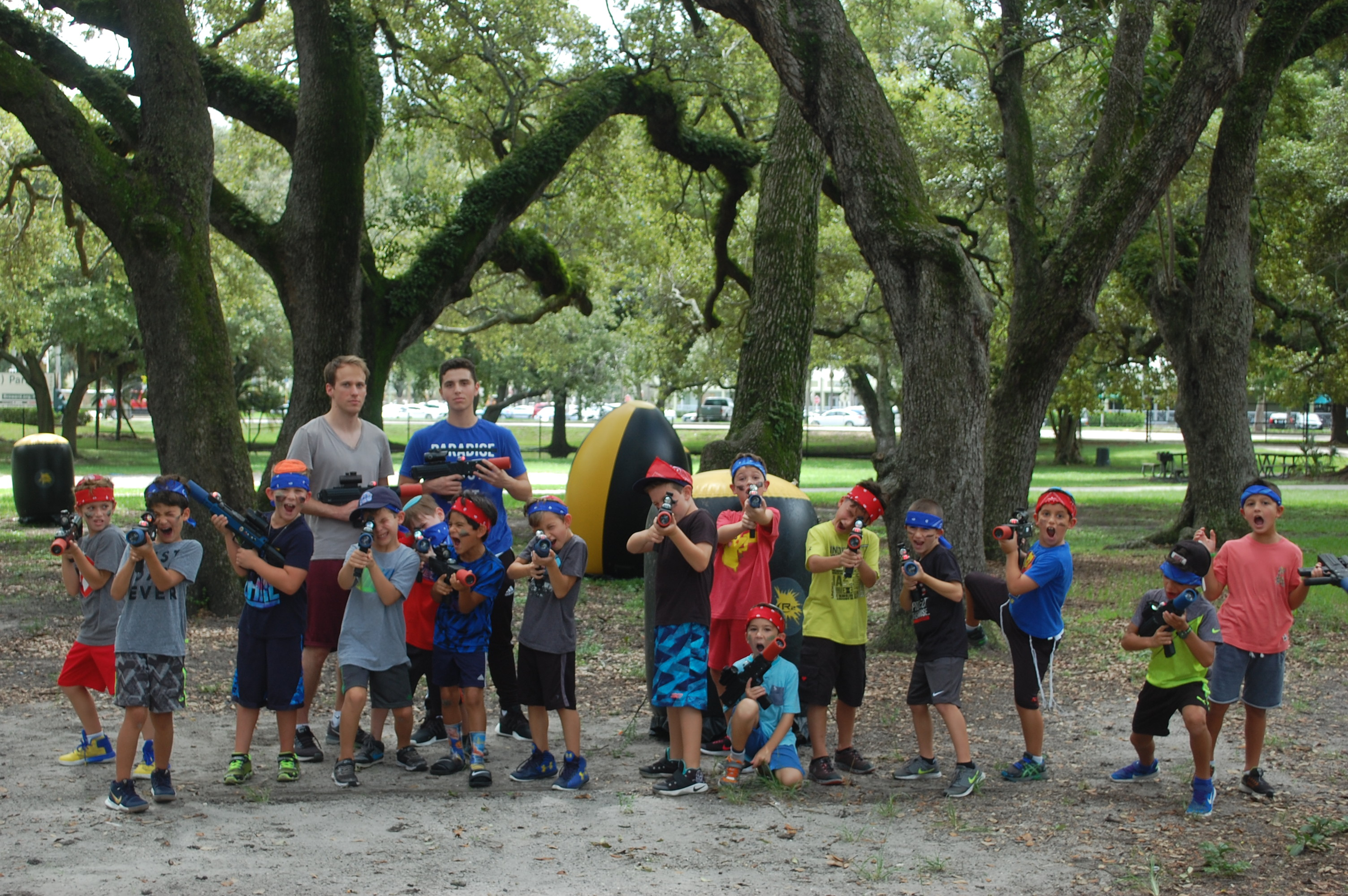 Cool things to do at GT Bray Park Bradenton, FL