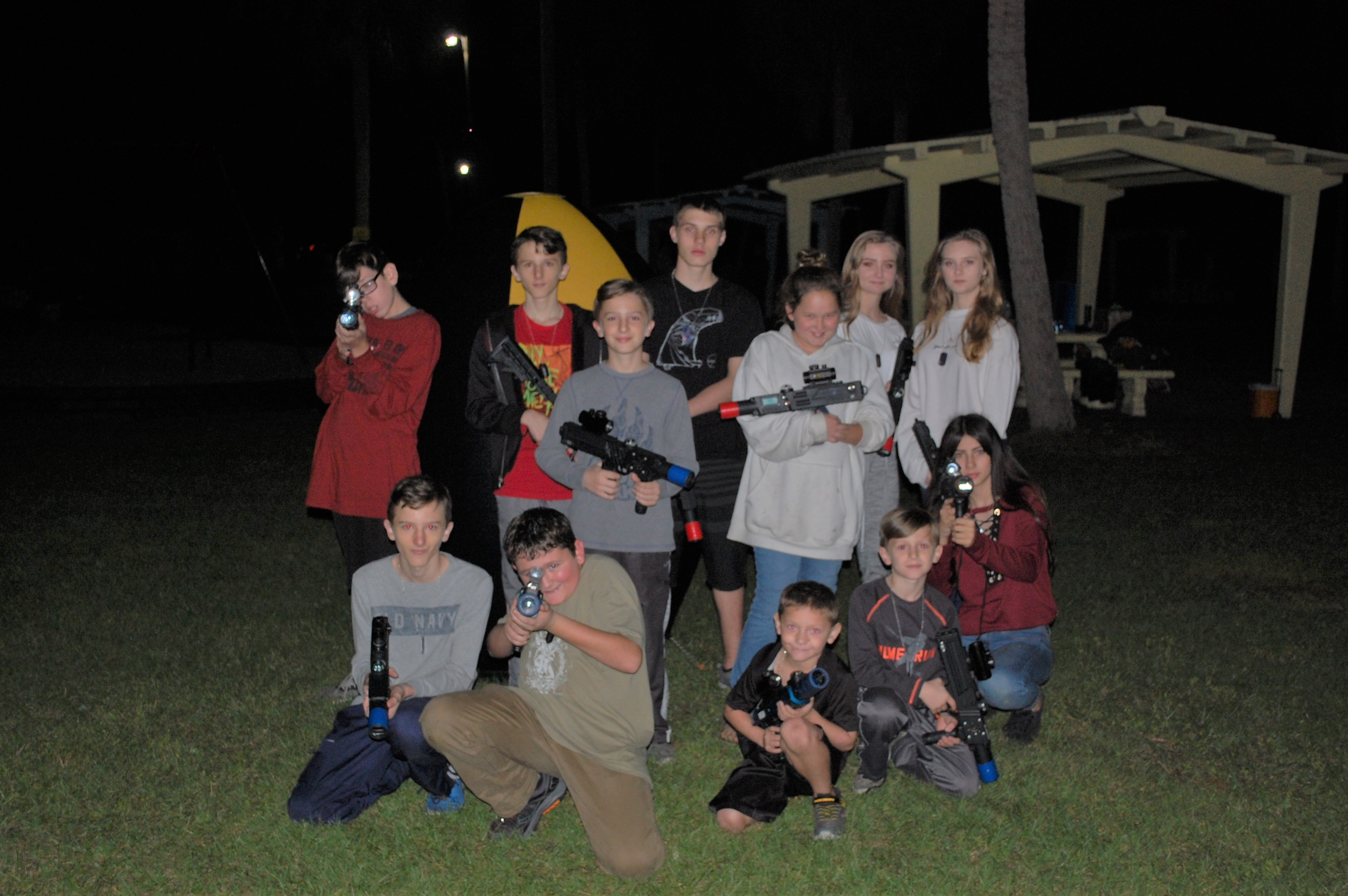 Mobile Laser Tag in Bradenton, FL
