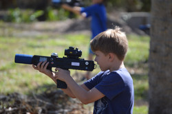 Mobile Laser tag in Brandon,FL