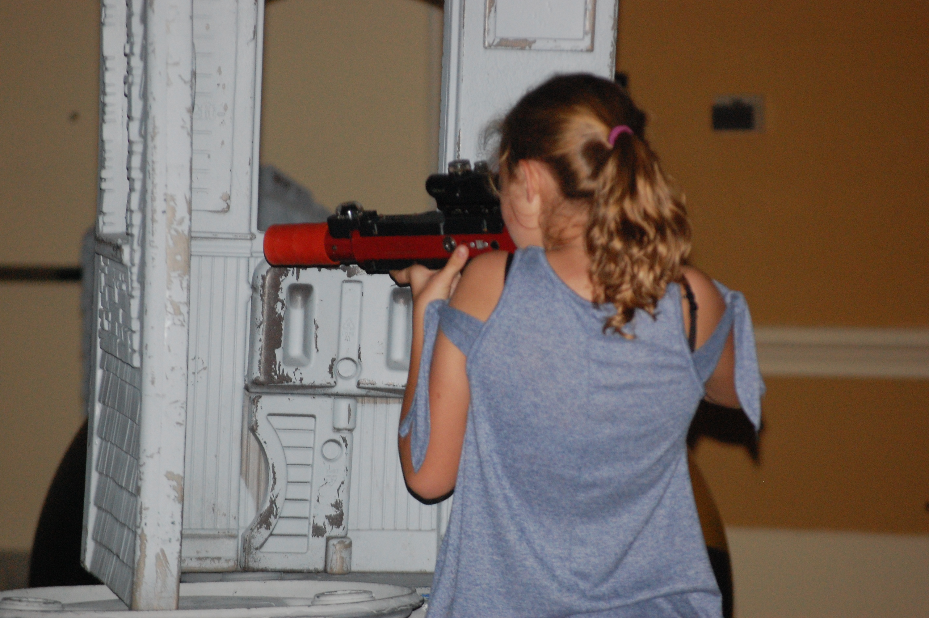 Mobile Laser Tag in Arcadia, FL
