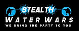 Stealth Water Wars Logo