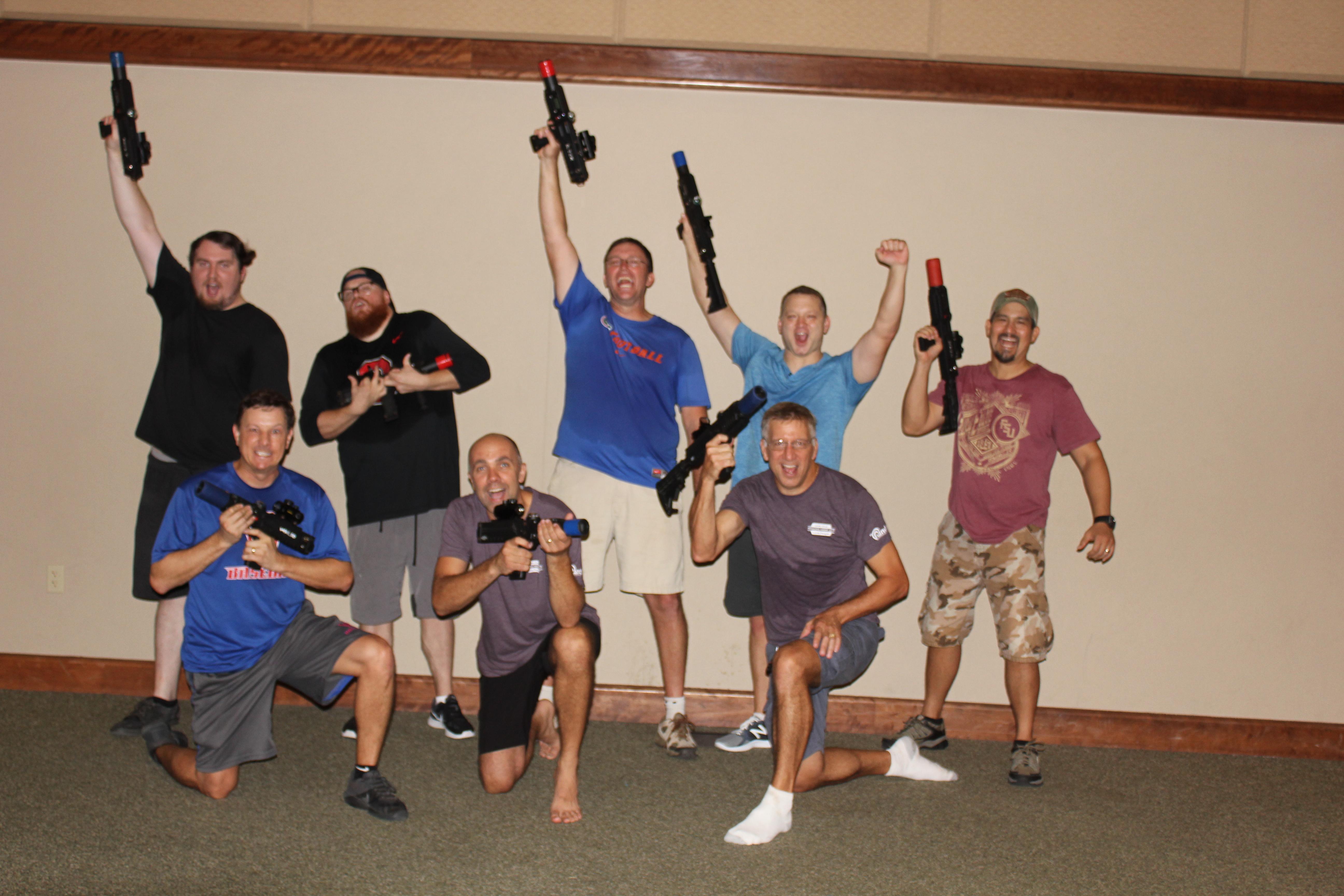 Men's group ideas in FL