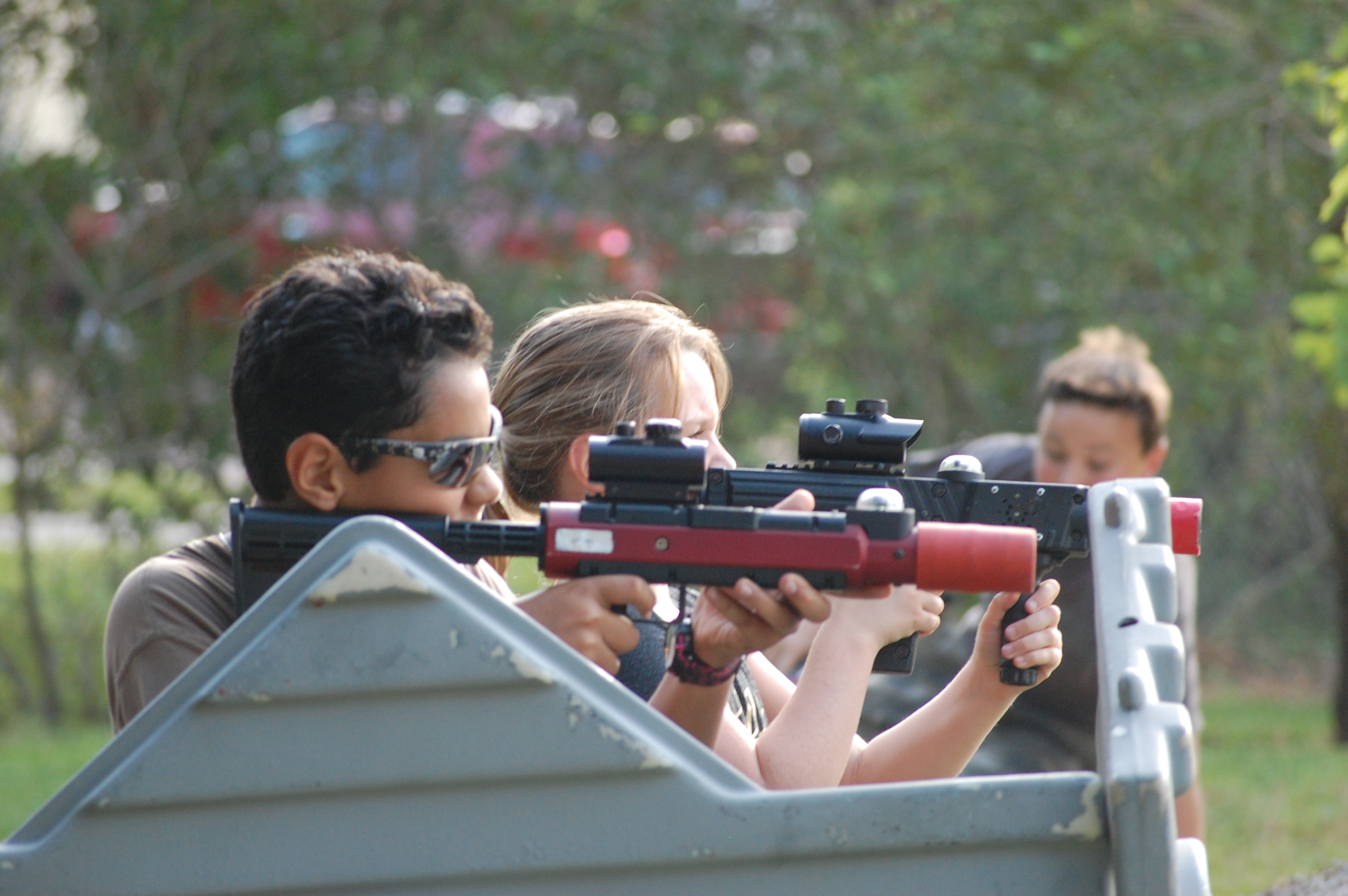 Mobile Laser Tag in Parrish,FL