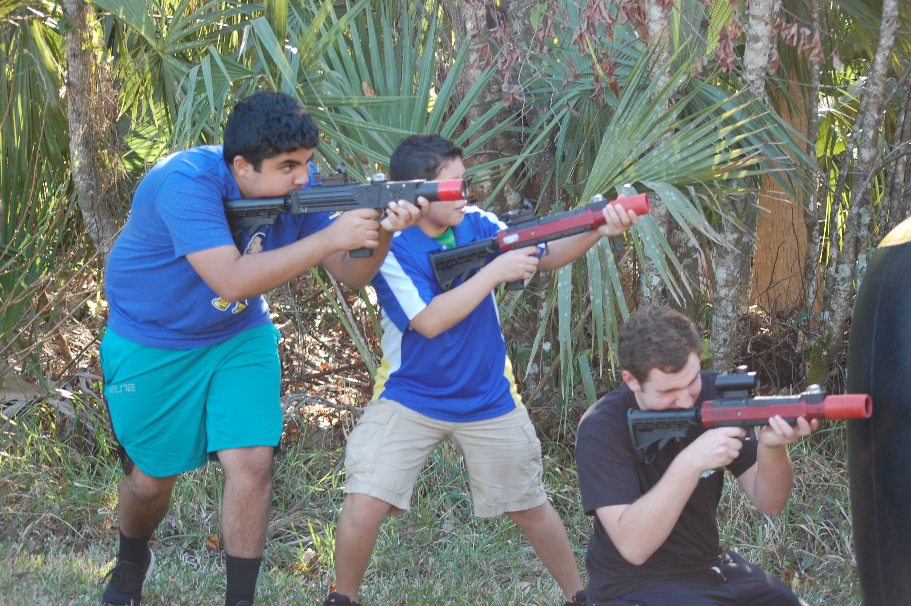 Mobile Laser Tag in Celebration, FL
