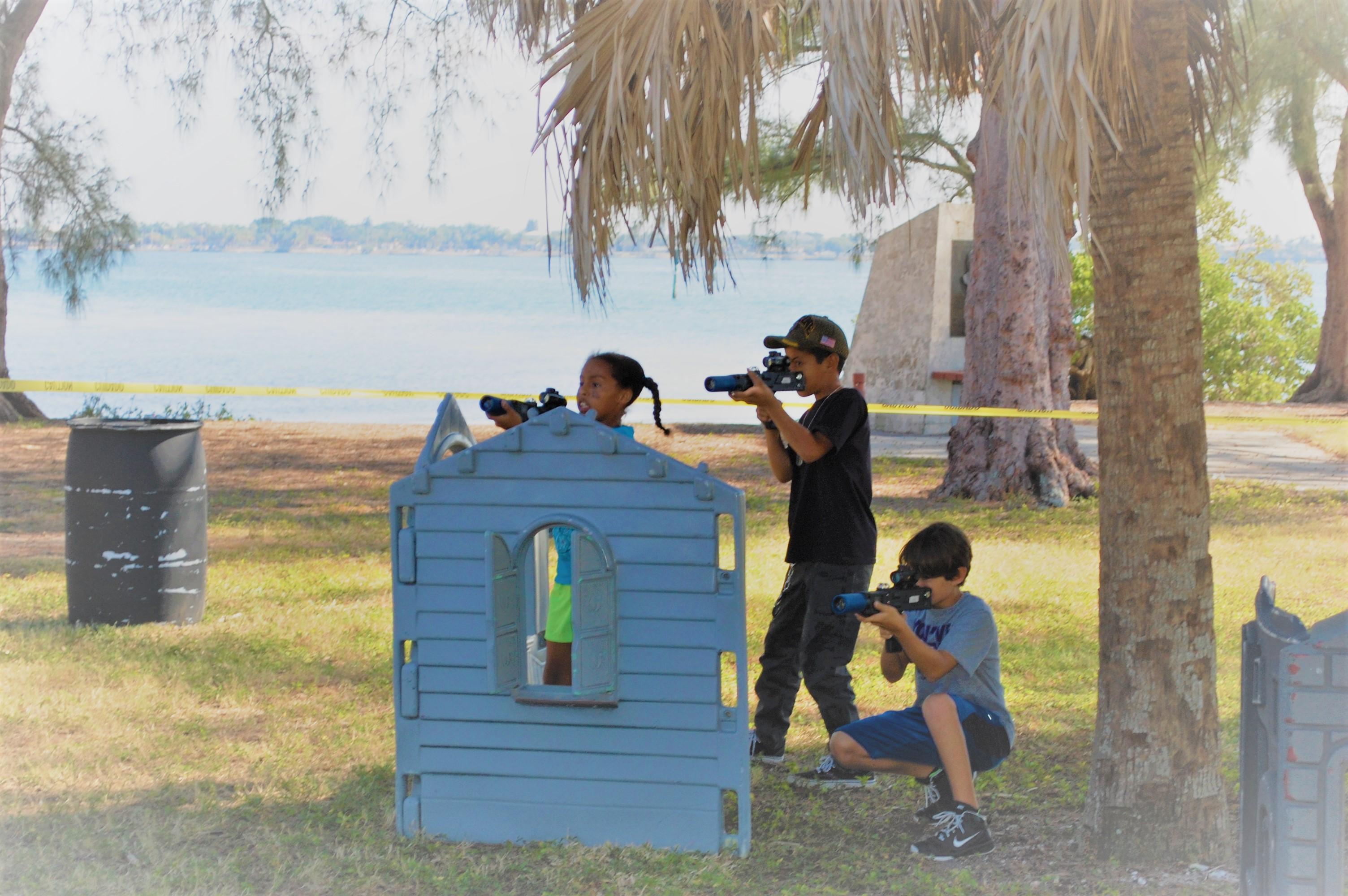 Mobile Laser Tag Bonita Springs,FL