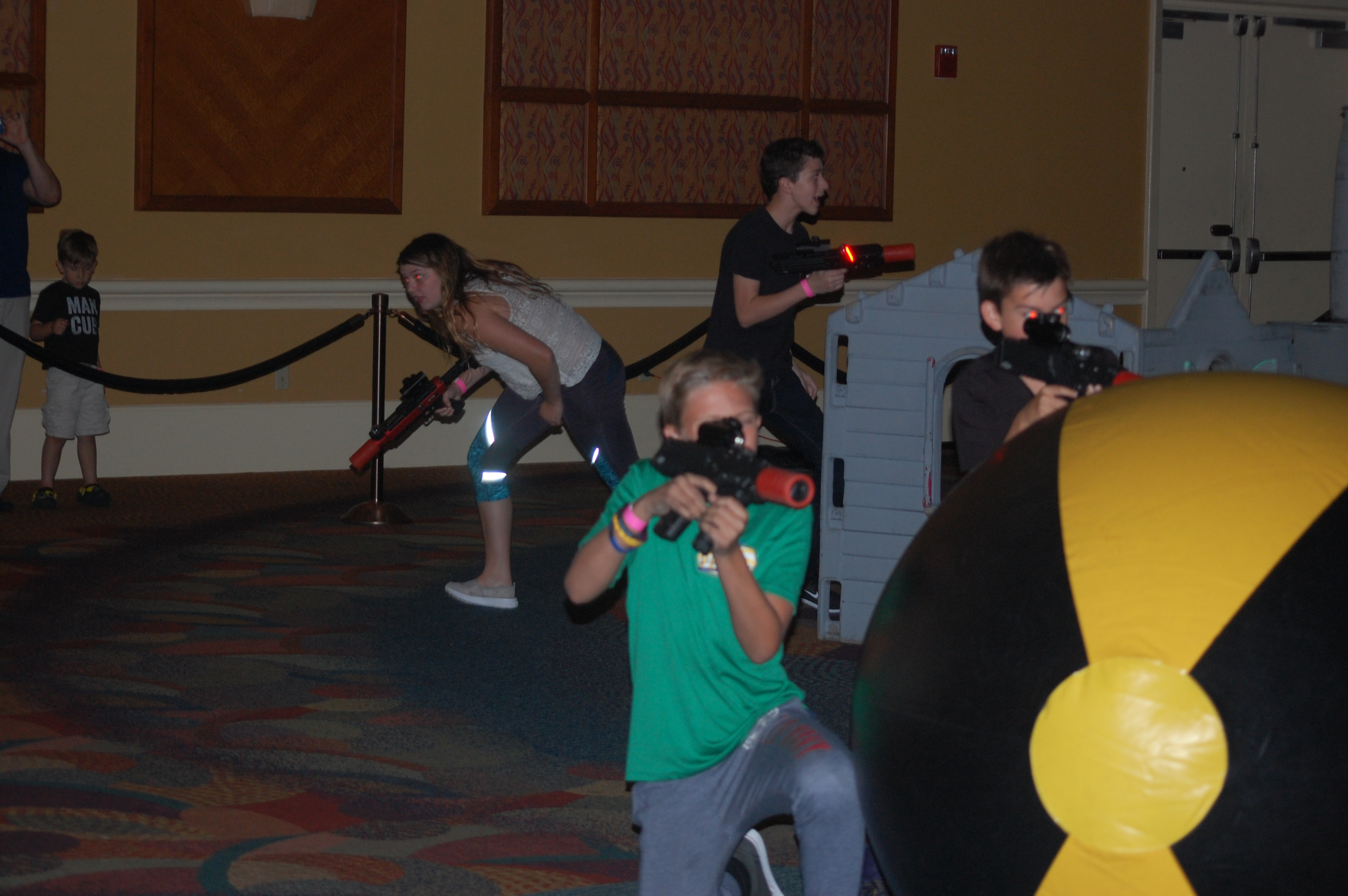 Mobile Laser Tag in Naples, FL