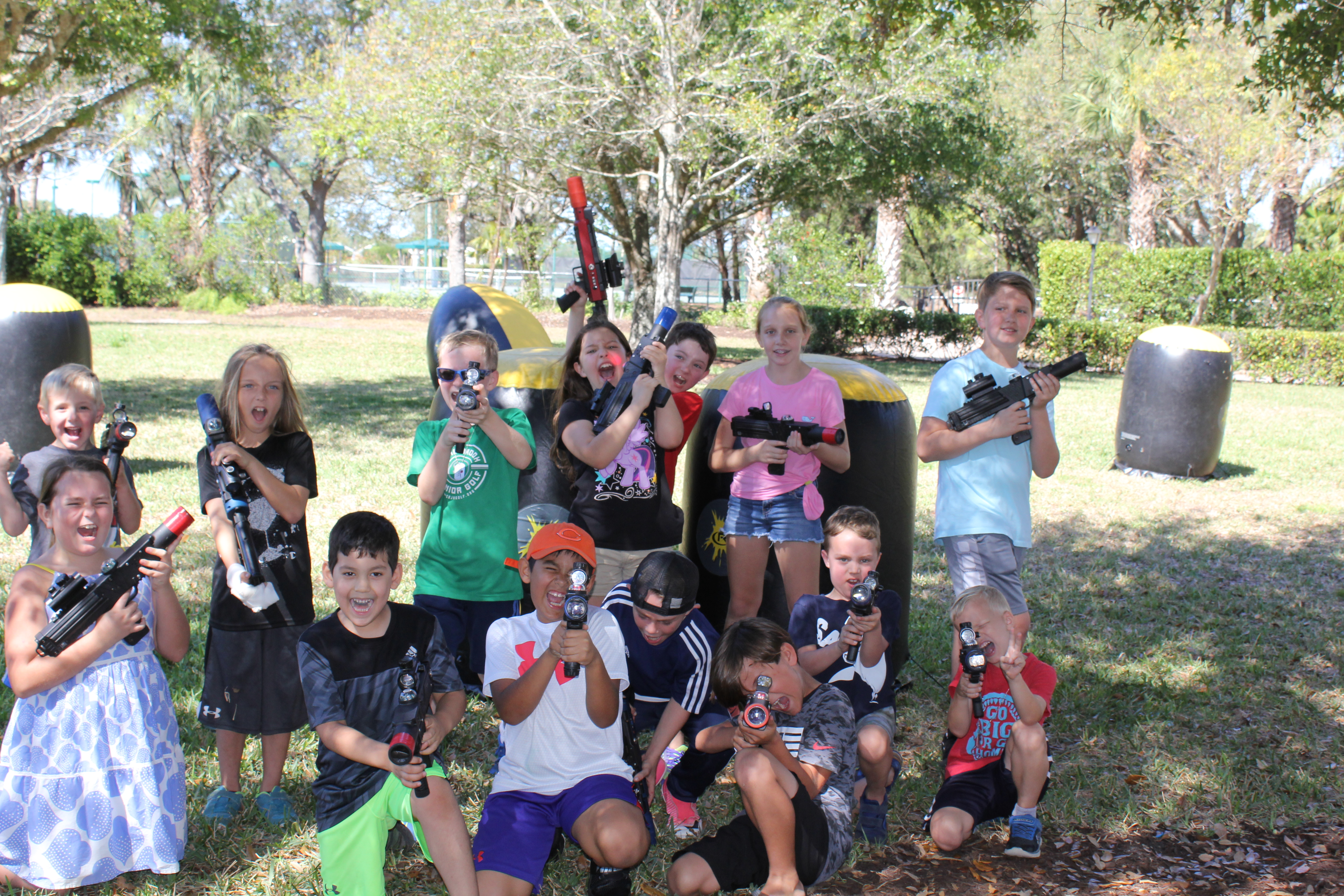 Birthday Parties in Punta Gorda