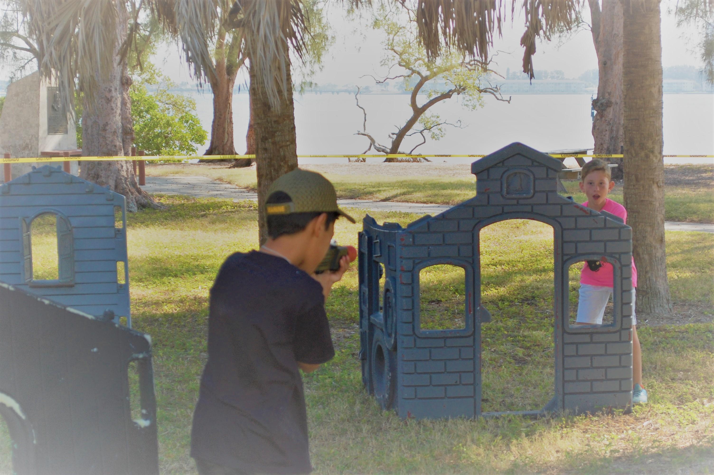 Mobile Laser Tag Marco Island,FL