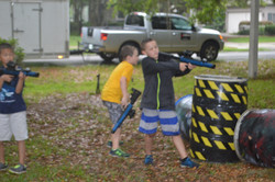 Laser Tag in Ellenton Florida