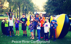 Peace River Campground, Arcadia FL