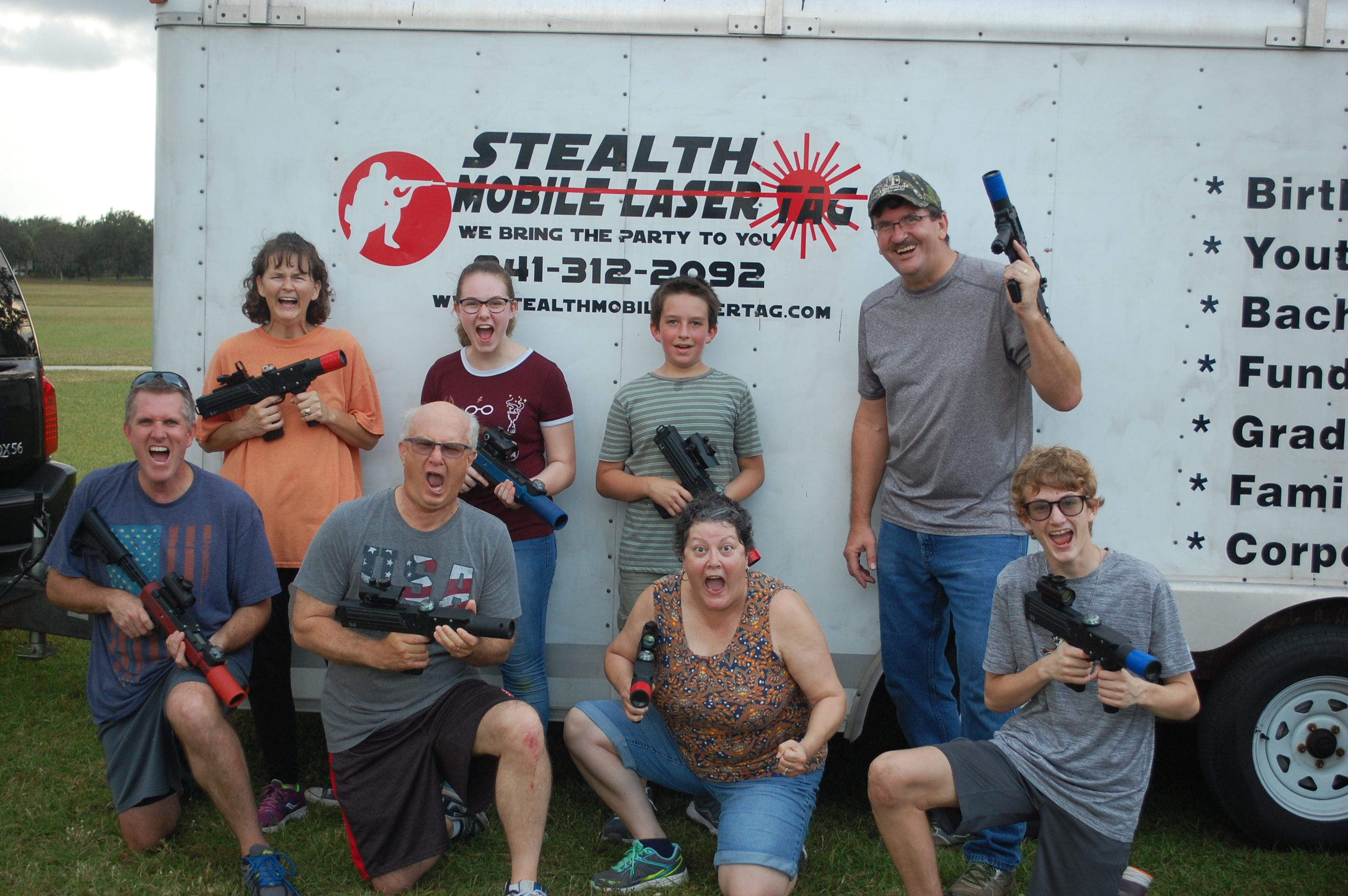 Family Reunion Ideas in FL