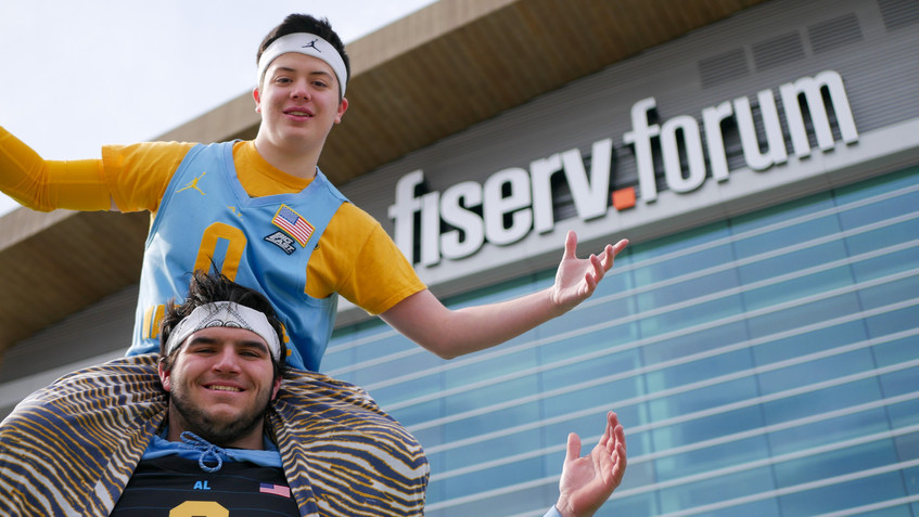 Fiserv Fans