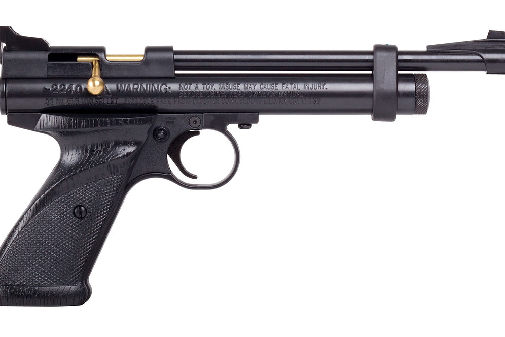Crosman 2240 Rat Buster  22 Co2 Air Pistol