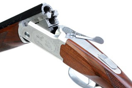 On Offer Yildiz Over and Under Multi Choke Non Ejector Shotgun at Whittlesey Gun Shop