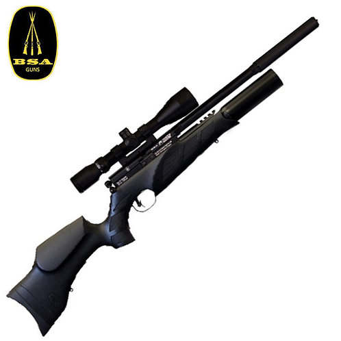 BSA PCP R-10 Super Carbine SE inc Scope and Mounts Offer Whittlesey Gun Shop