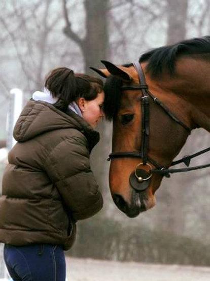 Kelly Epinat - Physiothérapie et sophrologie cheval / cavalier