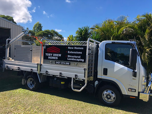 Brisbane northside builders Toby Drew homes complete house extensions, home renovations and new home builds from low set homes through to 3-storey high set homes.