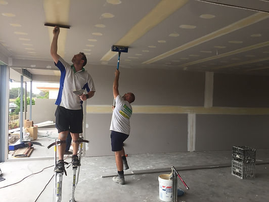 Toby Drew homes are builders brisbane northside and use only experienced tradesmen.