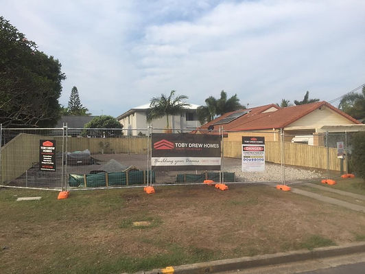 Toby Drew homes is a builder brisbane northside who meets all the safety requirements including fences.