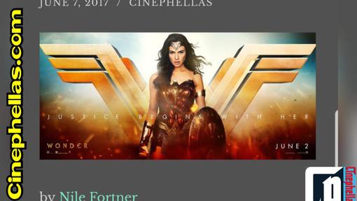 Wonder Woman movie review (Cinephellas)