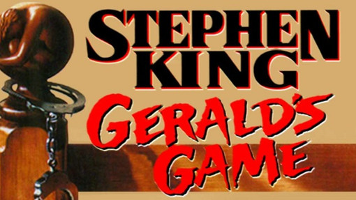 Stephen King 'Gerald's Game' Book Cover