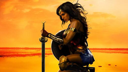 Wonder Woman wallpaper and poster