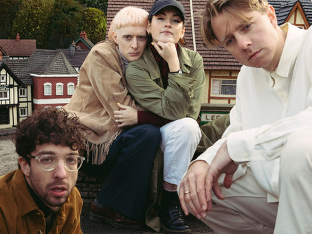 """CHILDCARE discuss their debut album, music production and their latest single """"Karaoke Mantra"""""""