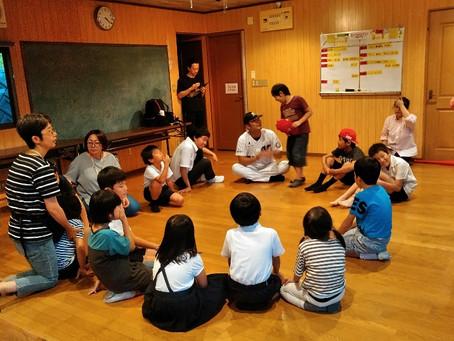 第7回広島スポーツスピリット   じゃがいもの学校
