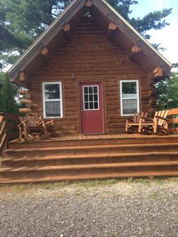 Cedar Cabin Stain & Seal with TWP Ortonville MI