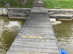 Dirty Wood Dock