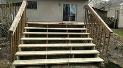 Minor Deck Repairs Lake Orion