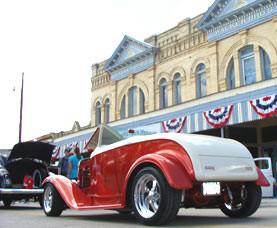 The Oil City Car Show