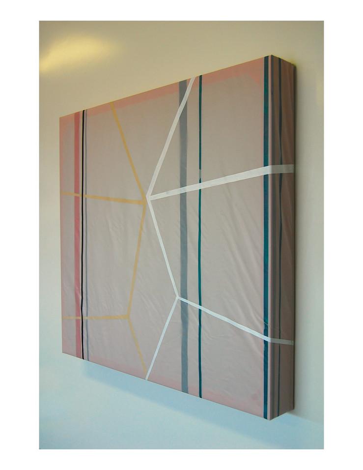 Plastic Wrap 24''22''2.5'' Orange Frame