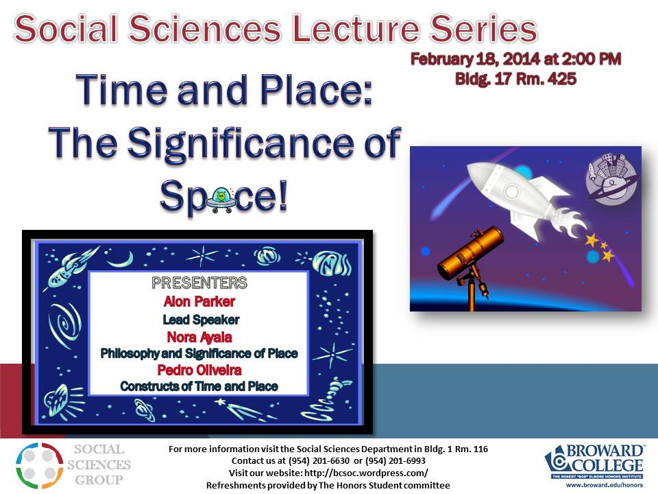 Social Sciences Lecture Flyer February copy