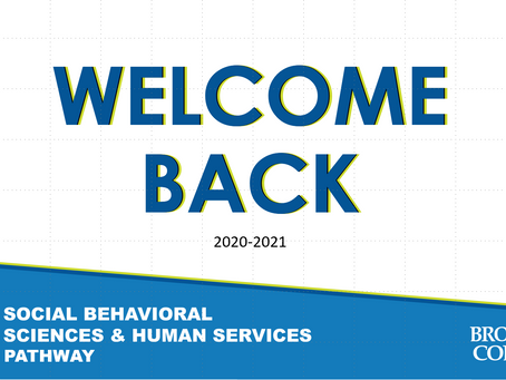 Broward College Welcome Back 2020-2021