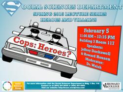 Cops Flyer