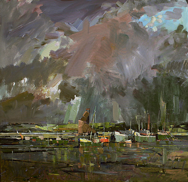 Pin Mill-Stormy