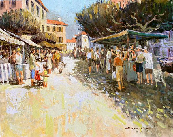Market Day Provence
