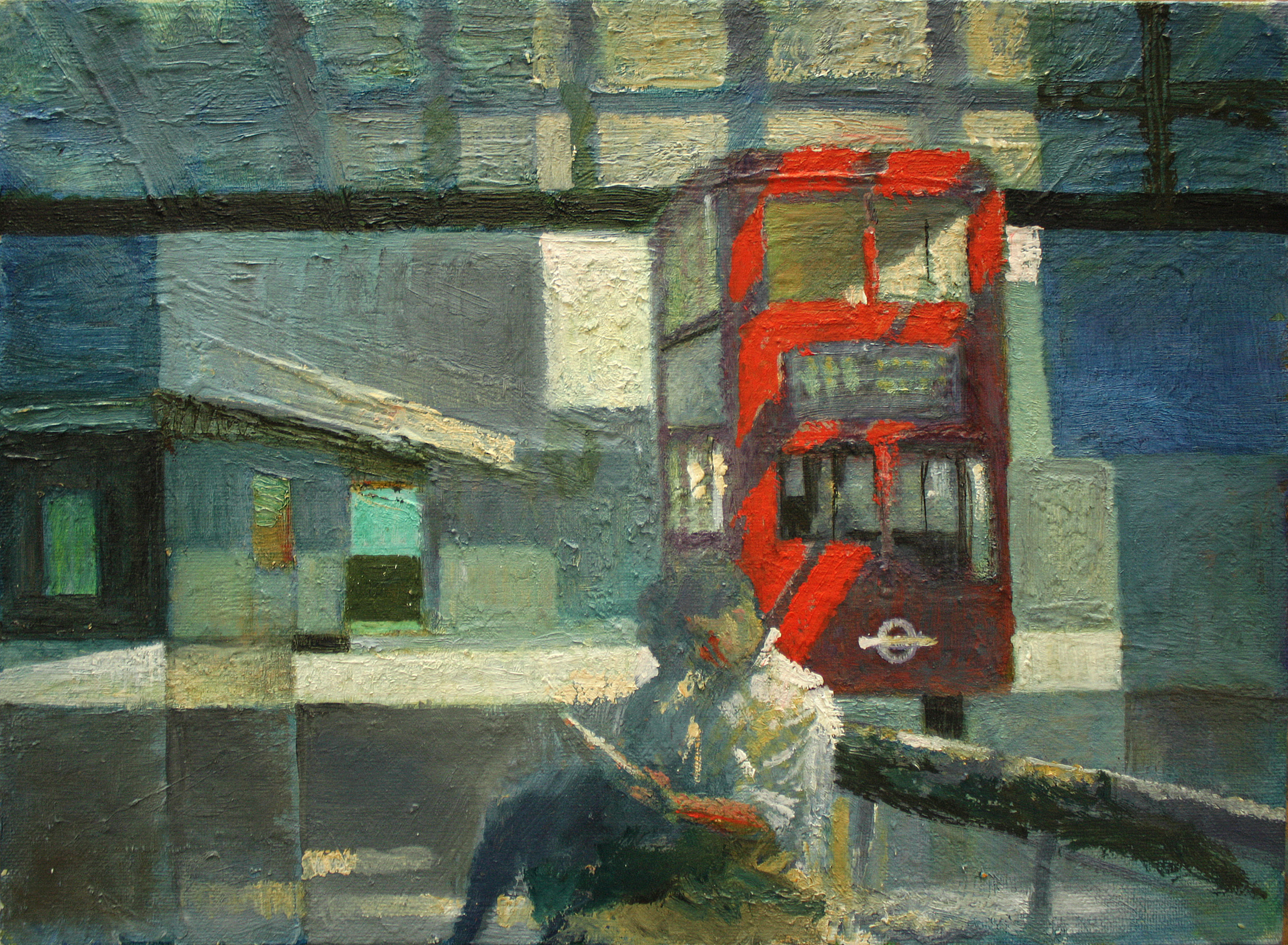 Finsbury Park Bus Stop