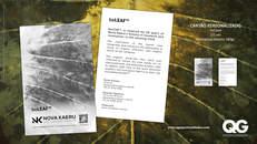 Cartão de Visitas beLEAF NK