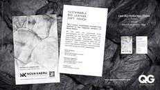 Cartão de Visitas Pirarucu NK