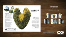 Folder A4 beLEAF NK