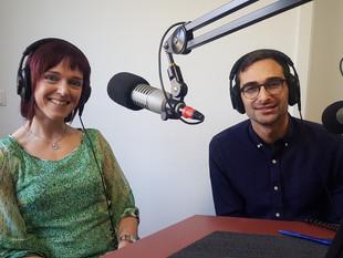 SleevesUp on Radio ARA