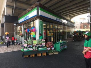 ファミリーマート石神井公園駅西店オープン
