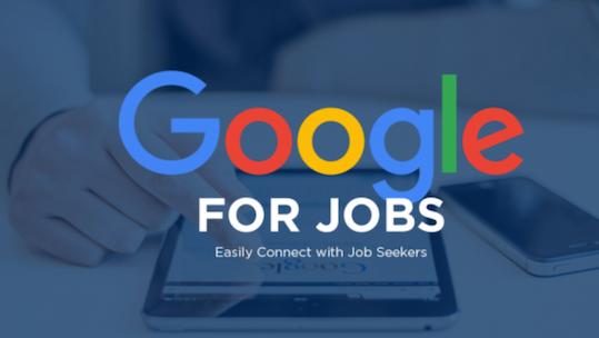 Google For Jobs について